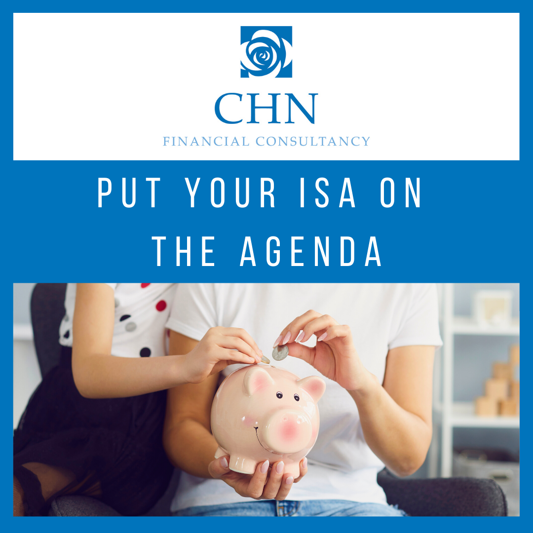 Put your ISA on the agenda