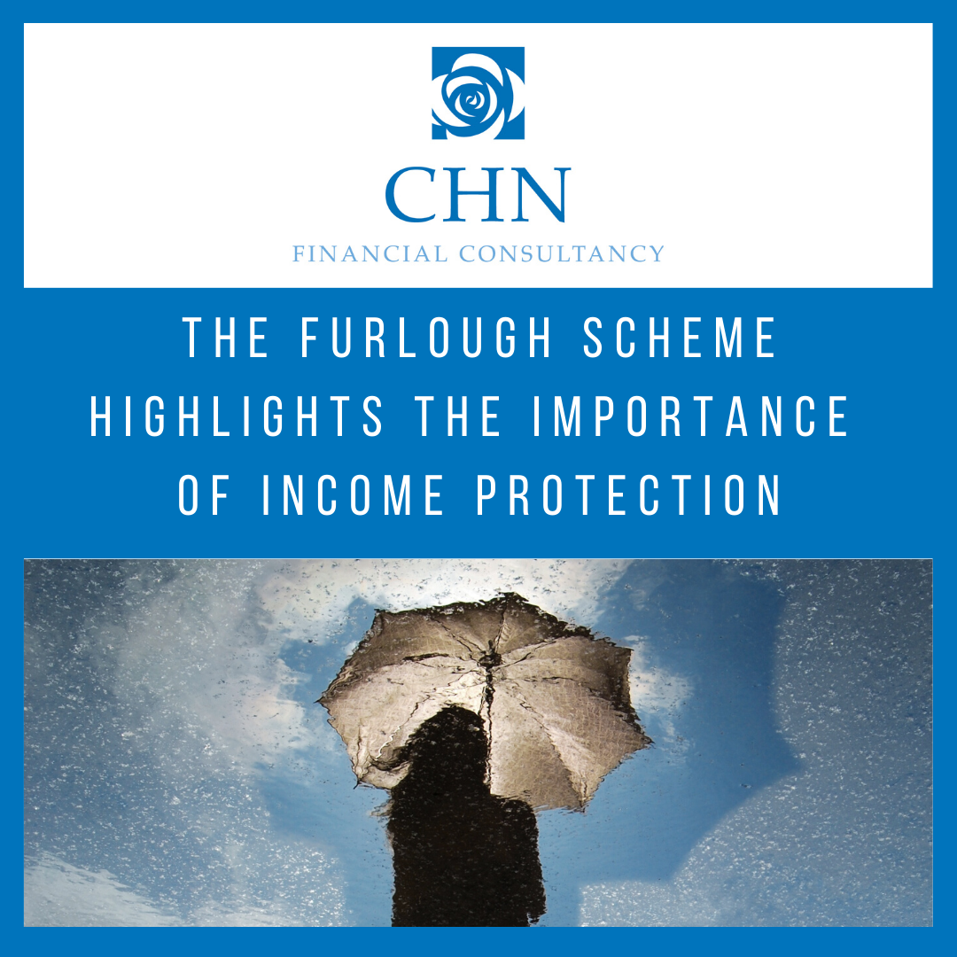 Furlough scheme highlights the importance of income protection