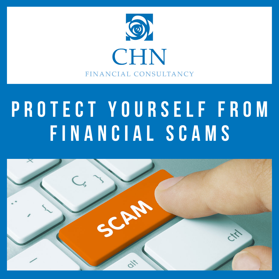 Protect Yourself From Financial Scams
