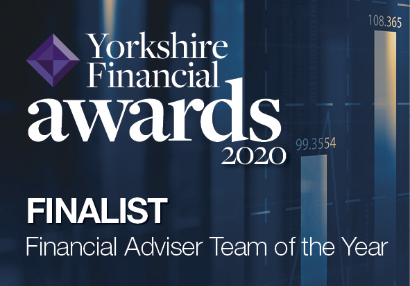 CHN Financial Consultancy shortlisted for Adviser Team of the Year at Yorkshire Financial Awards 2020