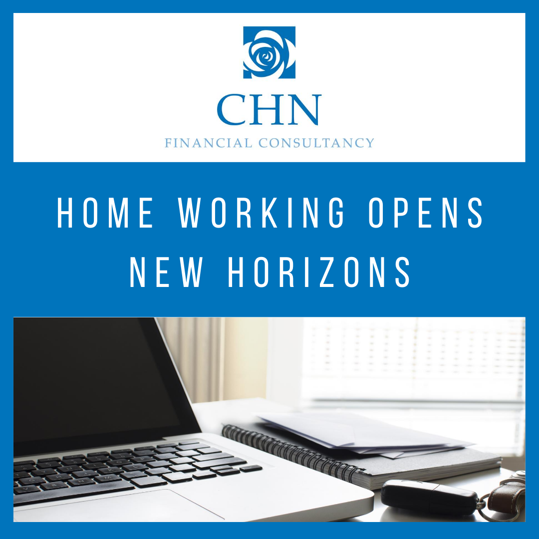 Home Working Opens New Horizons