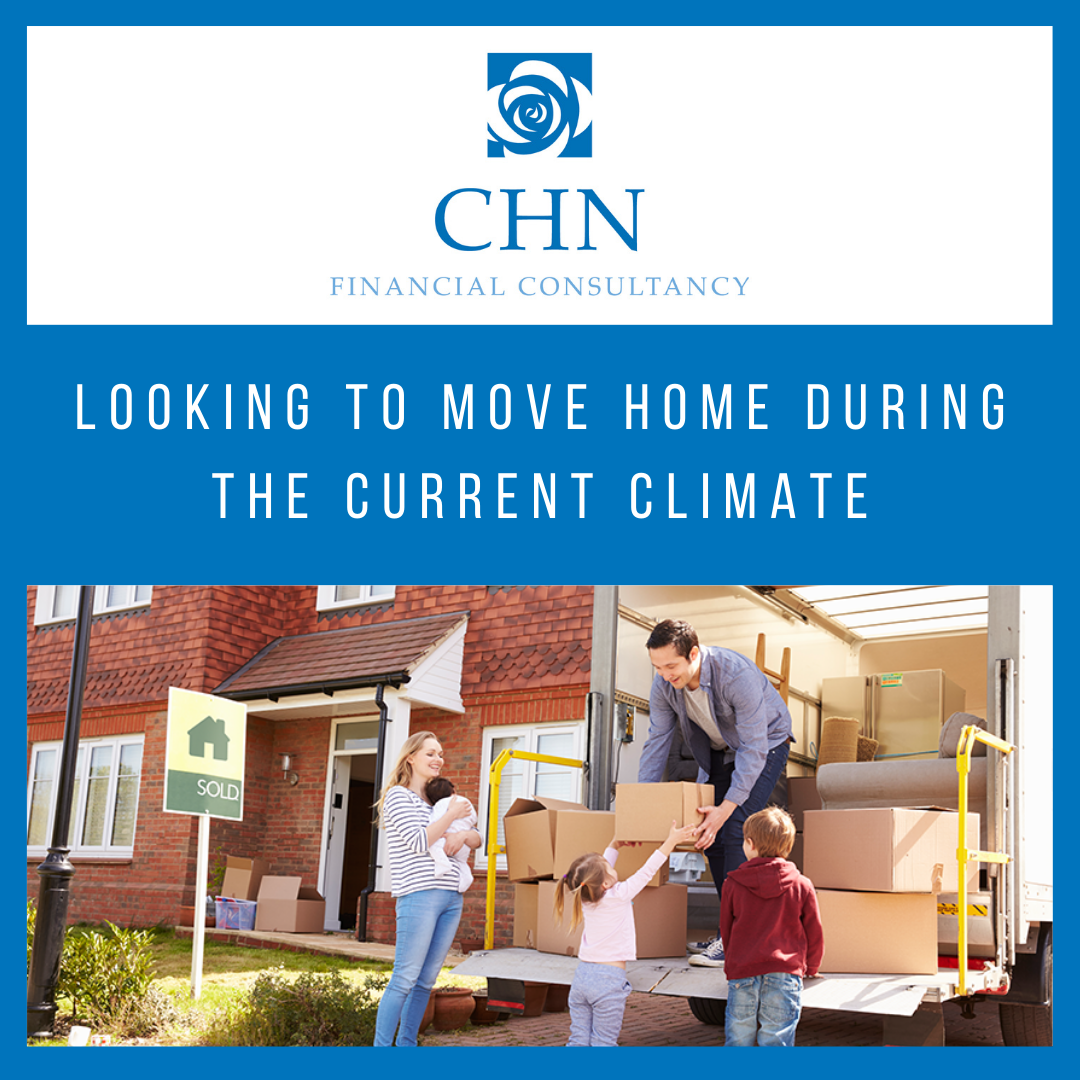 Looking To Move House During The Current Climate