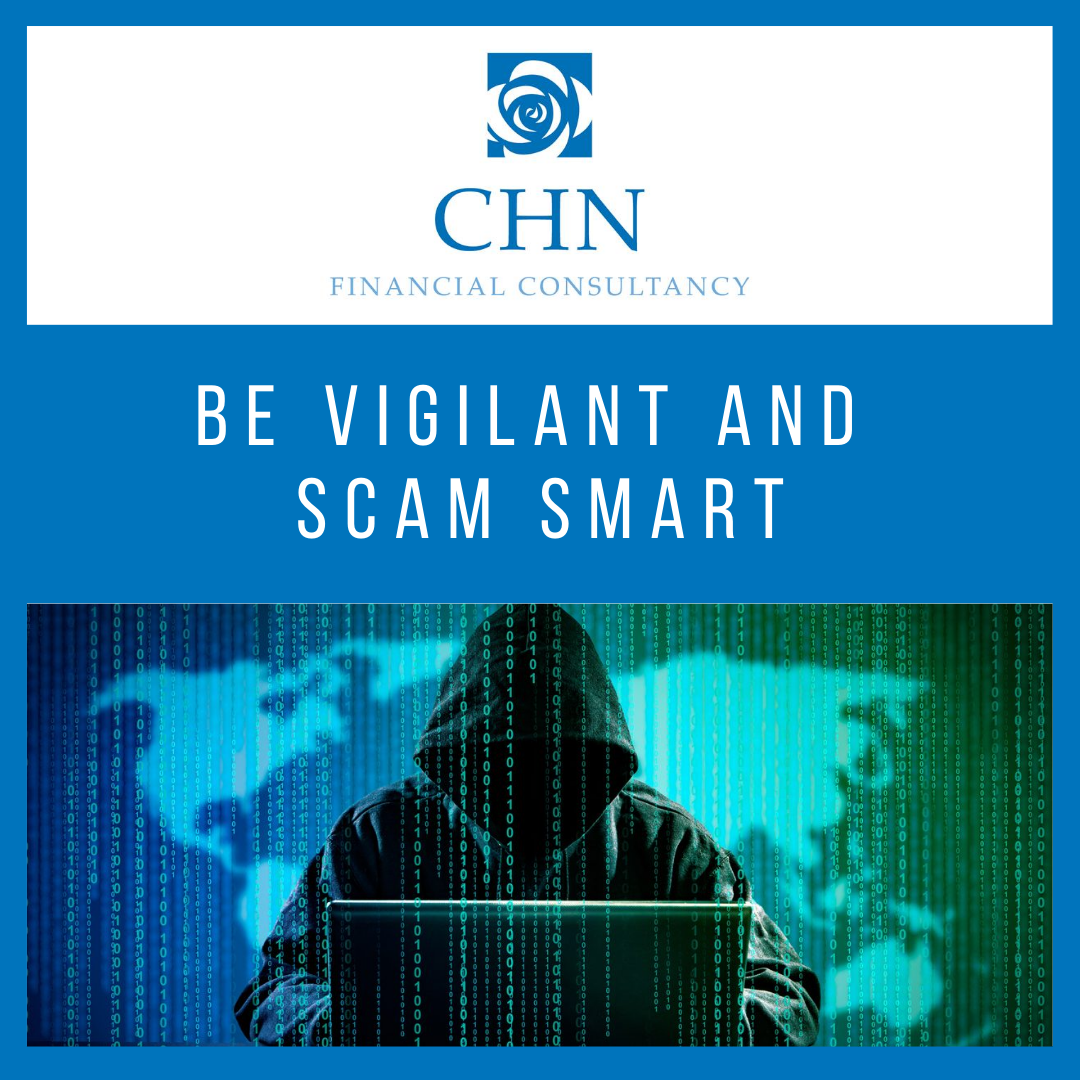 Be Vigilant and Scam Smart