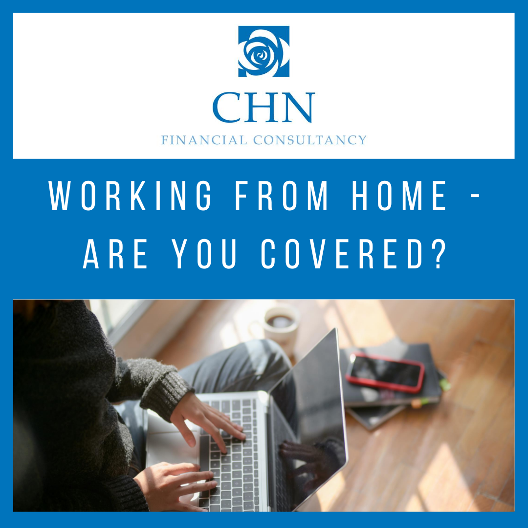 Working from home - are you covered?