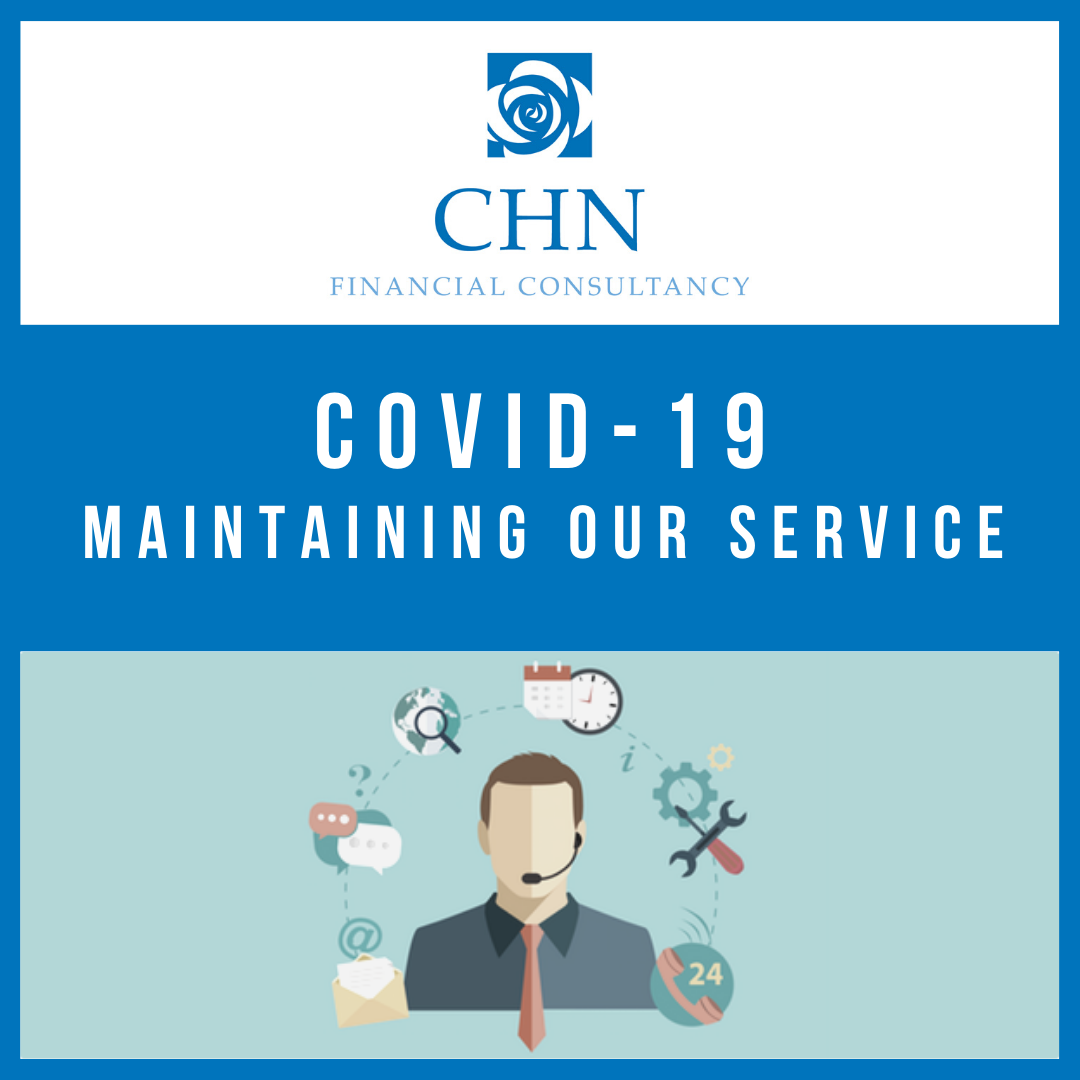 COVID-19 UPDATE & MAINTAINING OUR SERVICE